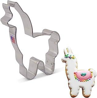 Ann Clark - Cortador de galletas con forma de llama/alpaca, 10,8 cm