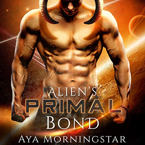 Couverture de Alien's Primal Bond