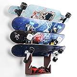 Skateboard Rack | Skateboard Storage | Wall Mounted Skateboard Organizer | Skateboard Tool Storage - Skateboard Toolbox Skateboard...