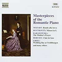 Masterpieces of the Romantic Piano