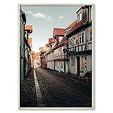 Poster Flensburg - Oluf-Samson-Gang | Wandbild für
