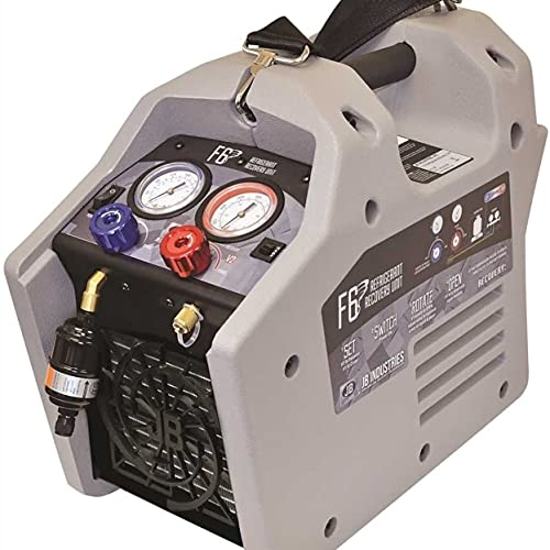 JB Industries F6-DP Refrigerant Recovery Unit