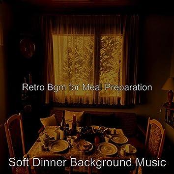 Retro Bgm for Meal Preparation