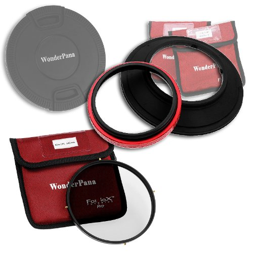 WonderPana FreeArc CPL Kit 145mm Filter Holder Compatible with Rokinon 14mm f/2.8 ED AS IF Lenses