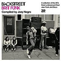 Backstreet Brit Funk by JOEY NEGRO (2010-06-08)