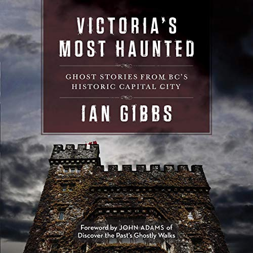 Victoria's Most Haunted cover art