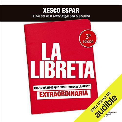 Diseño de la portada del título La Libreta