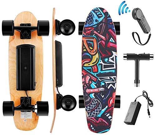 Imagen de Hanico Skateboard Eléctrico Longboard