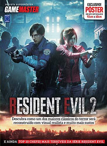 Superpôster Game Master - Resident Evil 2