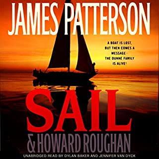 Sail audiobook cover art