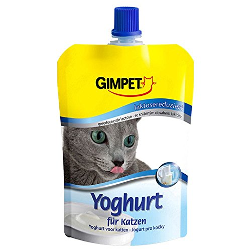 Gimpet | Gimborn Gimpet Yoghurt für Katzen | 150 g