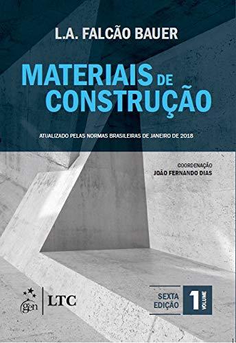 Materiais de Construção - Vol. 1
