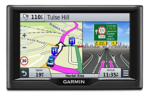 Garmin NÜVI 58LM Navigationssystem (Kontinent)