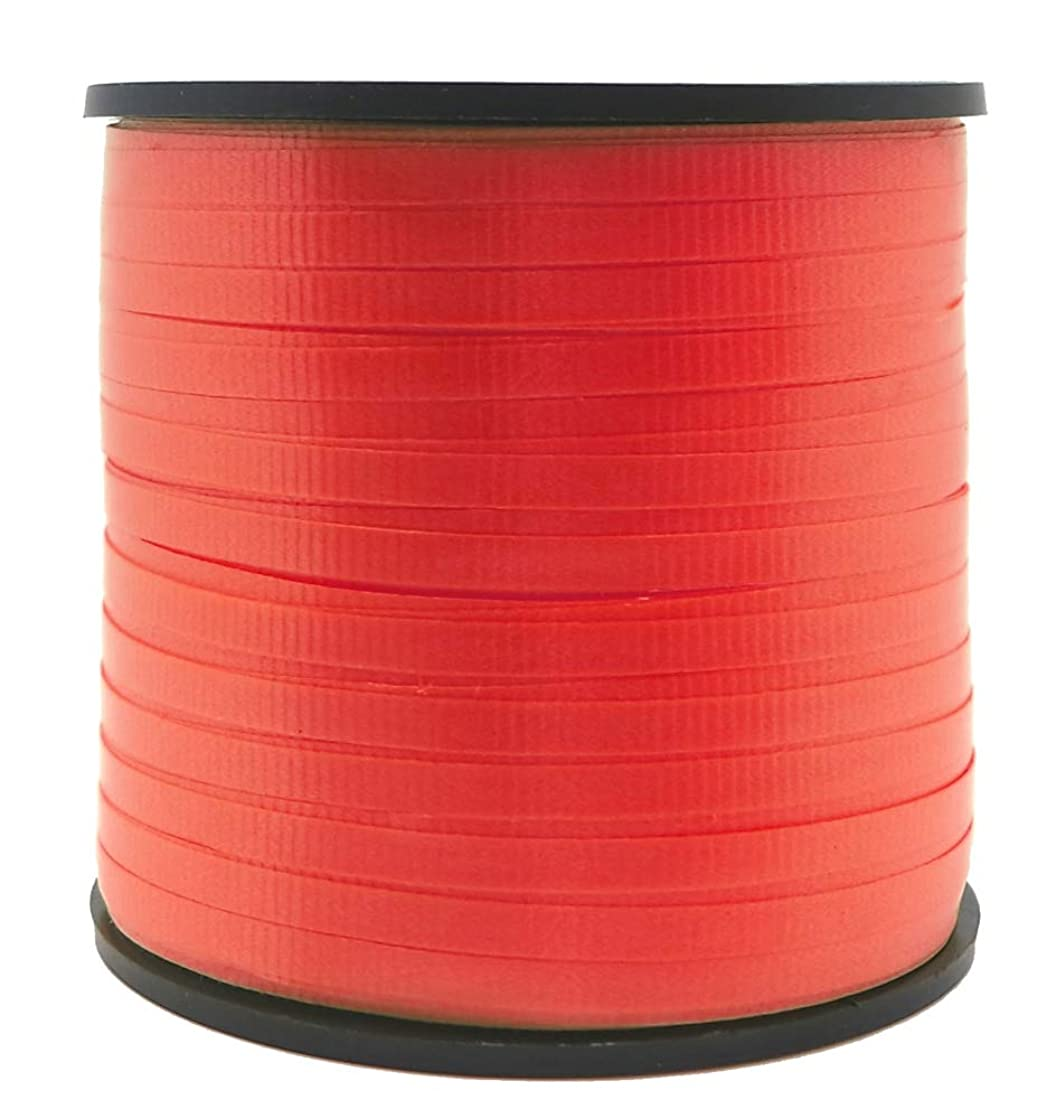 Red Curling Ribbon, 100 Yd.