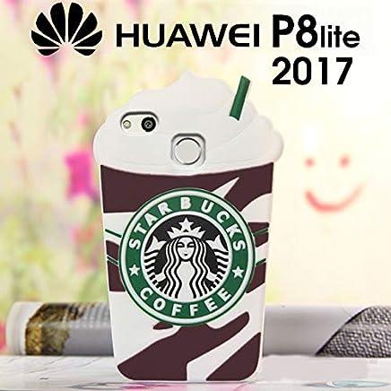 coque starbuck huawei p8 lite 2017