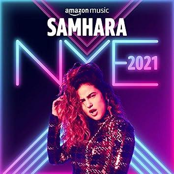 Ano novo com Samhara