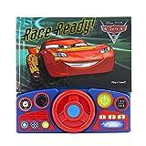 Pixar - Cars 3 Steering Wheel Sound Book - Race Ready! - PI Kids (Disney Pixar Cars 3)