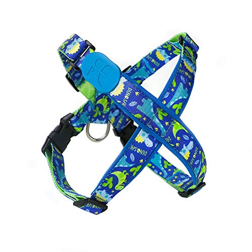 Uvoguepaw Dog Harness for Small, Medium, and Large Dog Easy Walk Harnesses No Pull Vest for Dogs and Puppy