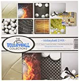 Reminisce Volleyball Collection 2 Scrapbook Kit