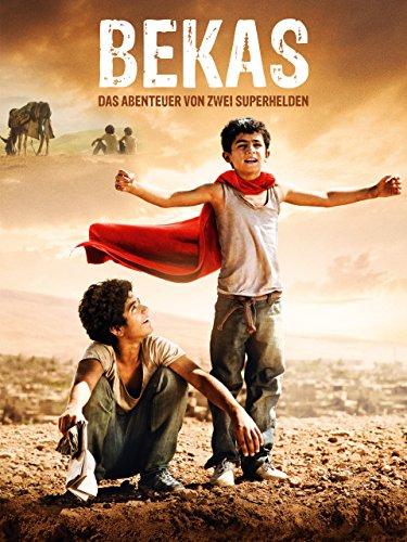 Bekas: Das Abenteuer von zwei Superhelden cover