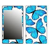 Disagu SF-106780_1272 Design Skin für Medion Lifetab P7332 (MD99103) - Motiv Blaue Schmetterlinge groß, klar