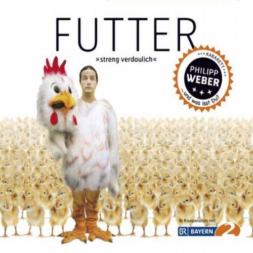 Futter. Streng verdaulich audiobook cover art