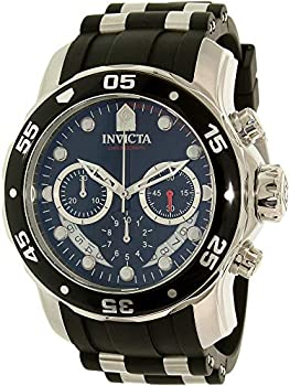 Invicta Men's Pro Diver 21927 Black Rubber Quartz Watch