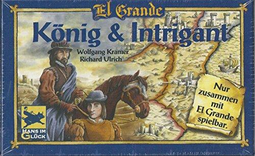 EL Grande - König & Intrigant (Erweiterung), nur zusammen mit EL Grande spielbar