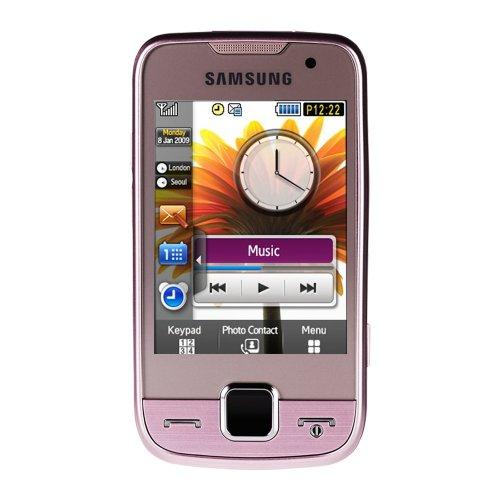 Samsung GT-S5600 Lilac Violet - EU Import - mit Branding - OHNE SIM-Lock