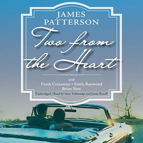 Two from the Heart audiobook cover art