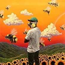 chronical collection Album Cover Poster Tyler, The Creator: Flower BOY Poster 12 x 12 Inch Rolled Poster (Renewed)