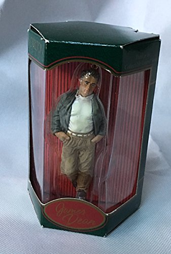 Carlton Cards 10th Anniversary Heirloom Collection James Dean Ornament