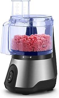 SHUUY Electric Food Chopper Stainless Steel Mincer Kitchen Meat Grinder Food Processor Grinder for Meat, Vegetables, Fruit...