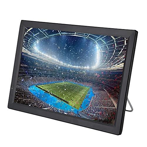 Car Digital TV 14 pollici, DVB-T   T2 LEADSTAR TV digitale per auto, TV Portatile con schermo LED TFT, Mini TV Analogica 1080P supporta - USB, HDMI, VGA, AV, MP3 MP4