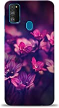 PRINT STATION Printed Back Case Cover for Samsung Galaxy M30s - 6698