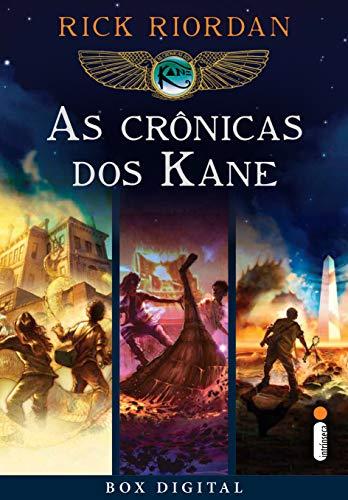 Box Digital As Crônicas dos Kane