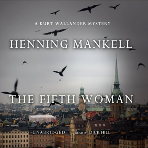 The Fifth Woman audiobook cover art