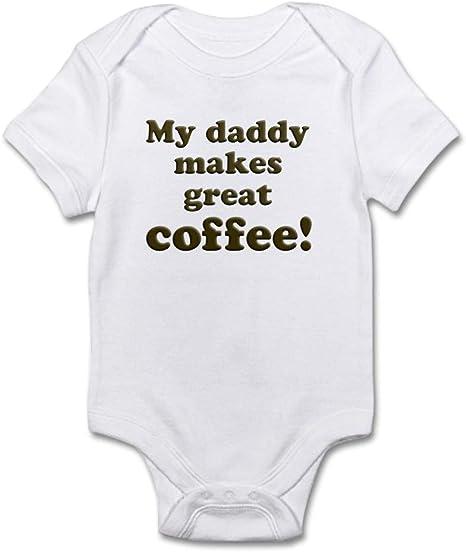 New Baby Freshly Brewed Bodysuit Fresh Baby Newborn Tea Baby Coffee Parents Coffee Baby Coffee Lover Coffee Addict Tea Lover