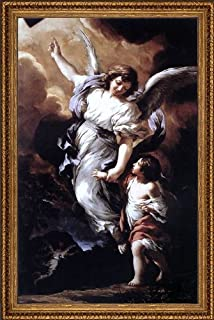 Art Oyster Pietro Da Cortona The Guardian Angel - 16.05