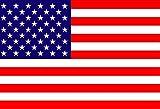 Durabol BANDERA de los ESTADOS UNIDOS AMERICANA - USA - EE.UU 150 x 90 cm Satén Flag