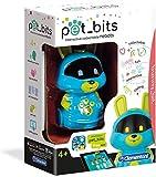 Clementoni - 12096 - Sapientino - Bunny Bit, robot educativo bambini - coding per bambini 4 anni, robot coding, Pet Bits collezionabili, elettronico parlante