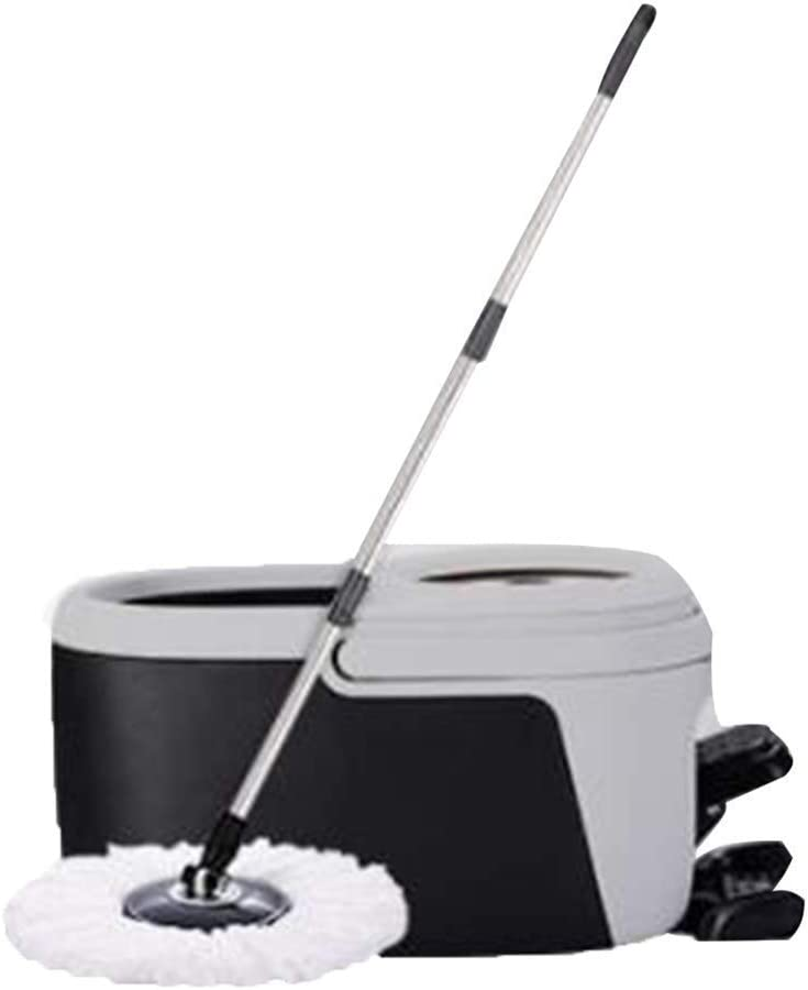 XYSQWZ Ranking TOP20 Max 57% OFF Spinning Cleaning Mop and Foot Bucket Set Automa
