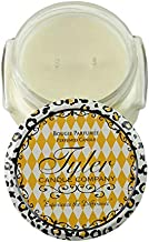 Tyler Glass Jar Candle - 22 oz Long Burning Scented Candle - French Market Scent