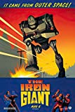 The Iron Giant - Movie Poster (Regular Style) (Size: 24 x 36 inches)