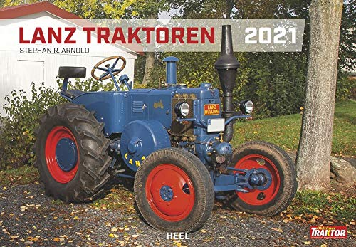 Lanz Traktoren 2021: Historische Ackerschlepper aus Mannheim