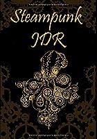 Steampunk JDR: Carnet de jeux de rôle/Steampunk/Maître du jeu/RPG Game Master/ 17,78 x 25,4 cm