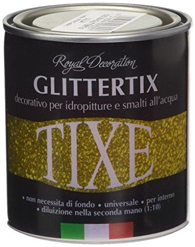 TIXE 625301 Glittertix, Lilla, 250 ml