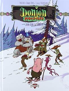 Donjon monsters, tome 1 : Jean-Jean la Terreur (2840555964)   Amazon price tracker / tracking, Amazon price history charts, Amazon price watches, Amazon price drop alerts