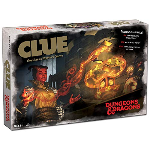 Clue Dungeons & Dragons | Collectible Dungeons and...