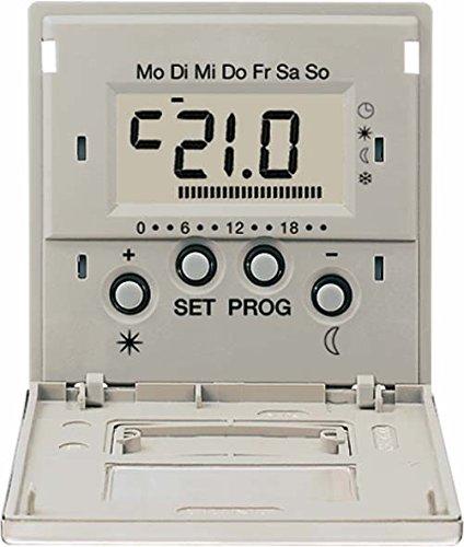 Jung ALHLK-FT Uhren-Funk-Thermostat-Display